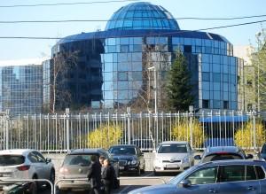 Фото офиса Газпромбанка