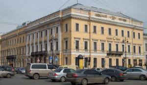"""Фото здания """"Связь-банка"""""""