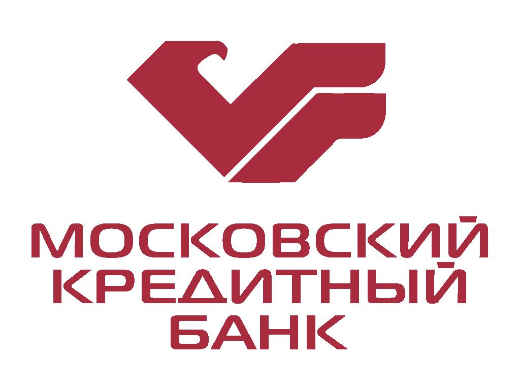 "Логотип ""Московского Кредитного Банка"""