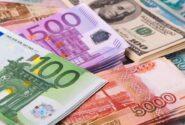 Рубль, доллар, евро